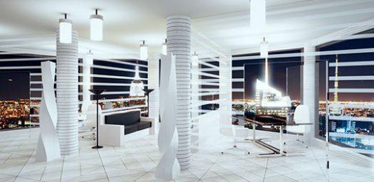 Los hoteles del futuro serán funcionales
