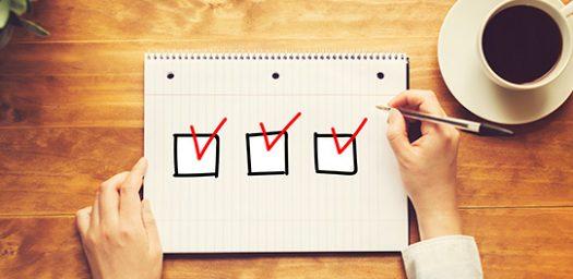 Importancia de check list en viajes de empresa