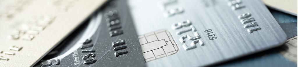 Tarjetas de crédito para viajes de empresa.