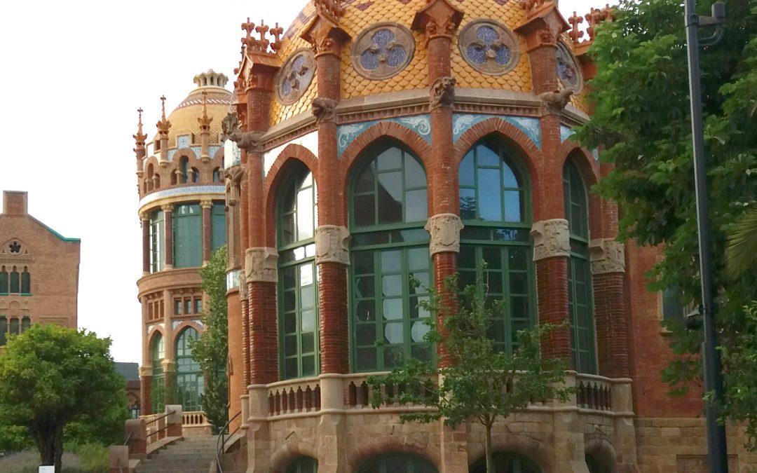 Evento Diners Club en Barcelona, Recinto Modernista de San Pablo y Restaurante Roca Moo