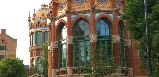 Evento Diners Club Hospital de San Pablo Barcelona