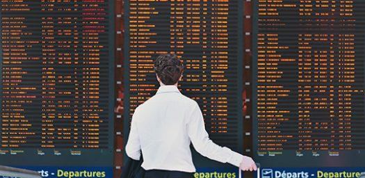 pagar en el extranjero durante viaje de empresa