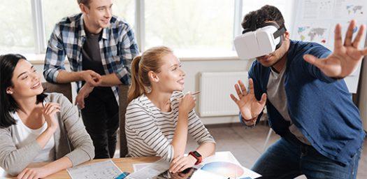 Realidad virtual cambiará nuestra forma de trabajar