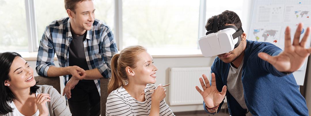 La realidad virtual llega a las empresas