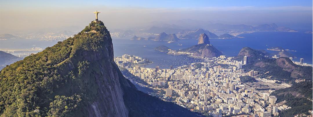 Guía de viaje corporativo con destino Brasil