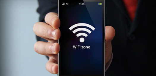 Zona WIFI en smartphone