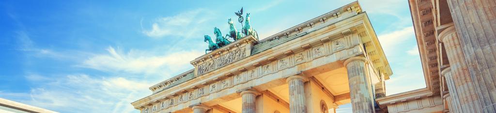 Puerta de Brandenburg Berlin