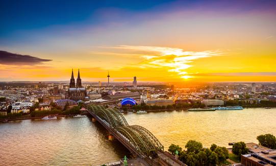 Guía de viaje corporativo con destino: Alemania