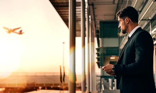 El móvil en los viajes de negocios, ¿amigo o enemigo?