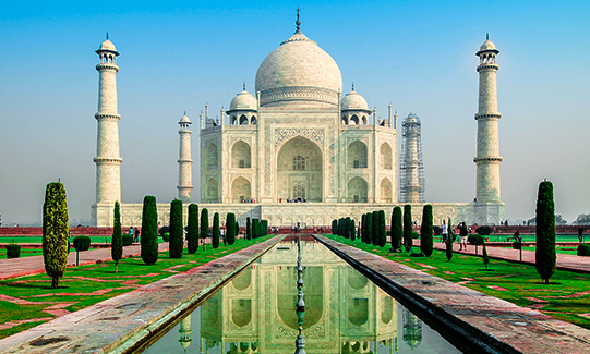 Guía de viaje de negocios. Destino: India