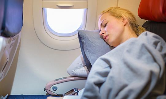Consejos para viajes de negocio saludables