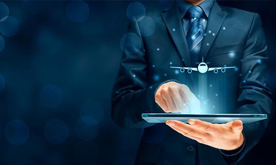 Así funciona el wifi en aviones, barcos y trenes
