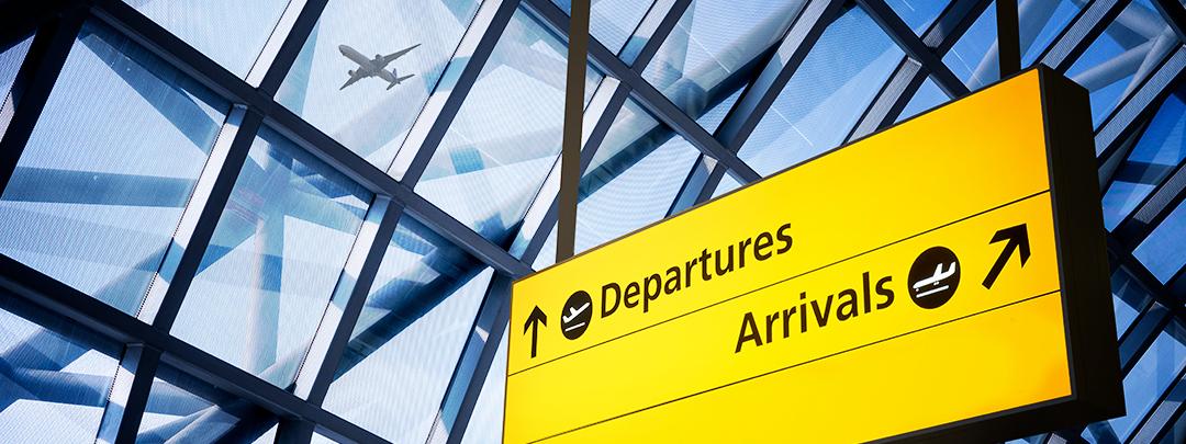 ¿Cuáles son los aeropuertos con mejores conexiones del mundo?