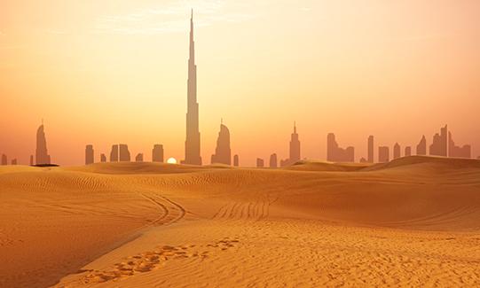 Guía de Viajes Corporativos a Dubai