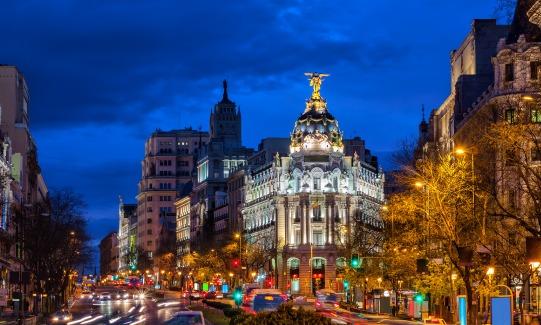 Madrid como destino de viajes de negocios