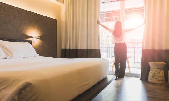 Hoteles para adultos: Mejor alojamiento para viajes de negocios