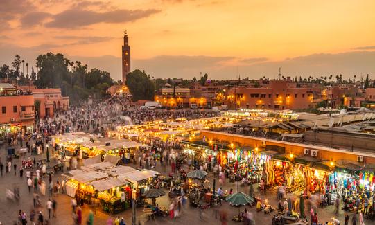 Consejos para un viaje de negocios a Marruecos