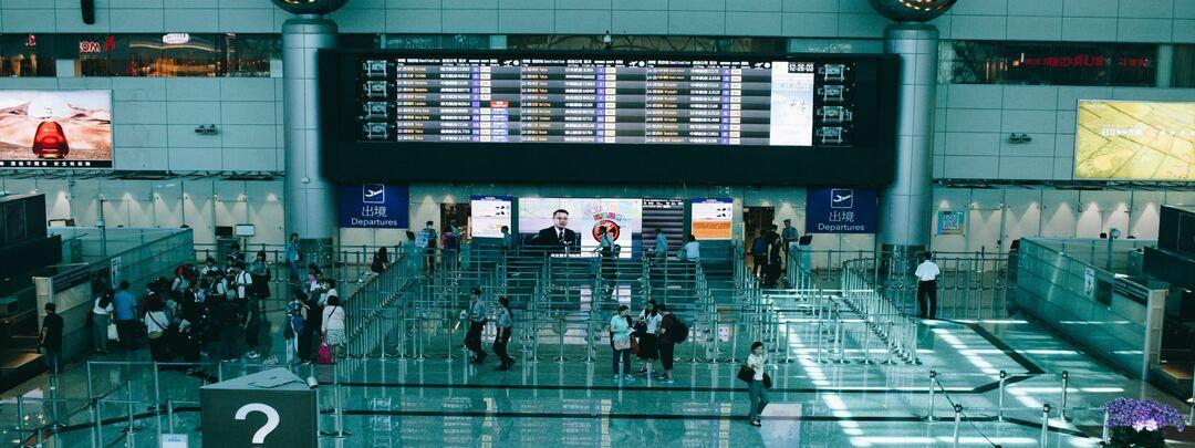 Ahorrar tiempo en los controles de seguridad de los aeropuertos