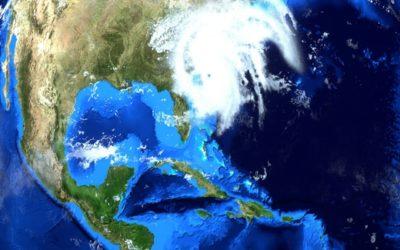 ¿Qué debo hacer durante un huracán en tu viaje de negocios?