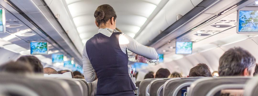 Curiosidades sobre viajes de negocios en avión
