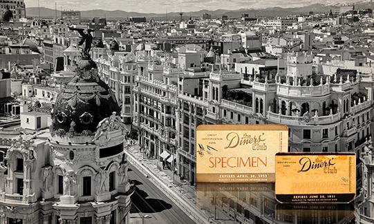 Diners Club Spain cumple 65 años