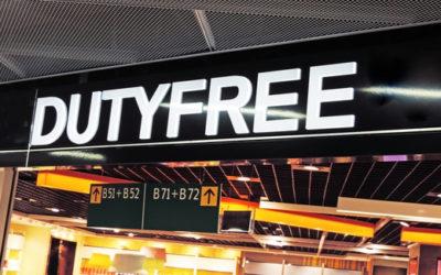 Duty free en nuestros viajes de negocios