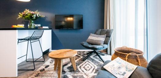 Apartamento de diseño para alojarse en viajes de trabajo