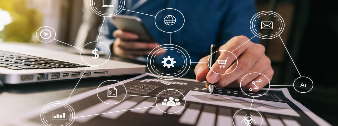 Control de gastos con informes y herramientas digitales