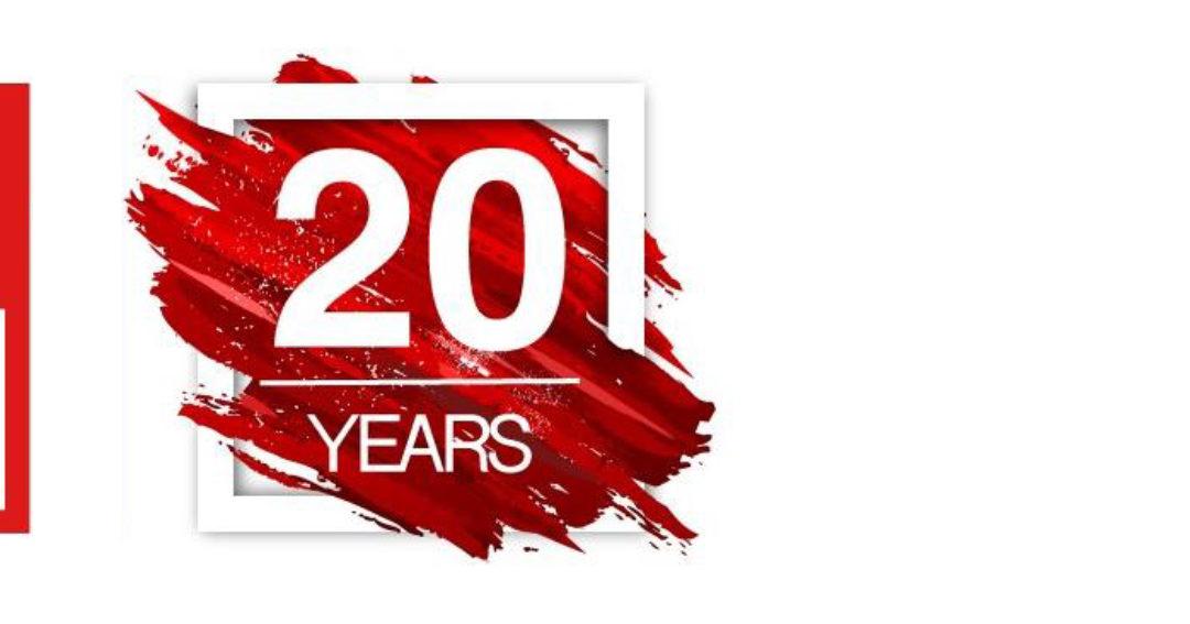20 Aniversario AEGVE